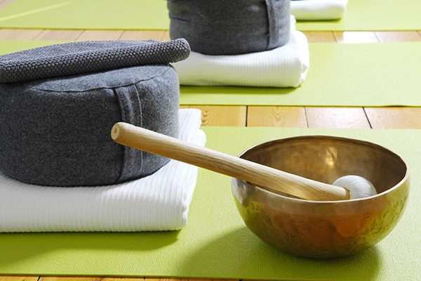 Mehr erfahren zu Mindfulness Based Stress Reduction (MBSR)