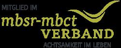Logo - Mitglied im MBSR-MBCT Verband